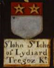 Sir John de Port-St. John, of Lydiard Tregoze, Knight